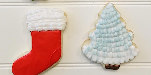 Holiday Cookie Class