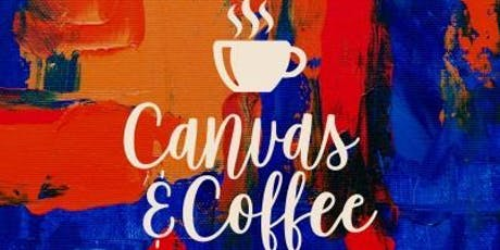Canvas & Coffee - Freestyle Painting tickets