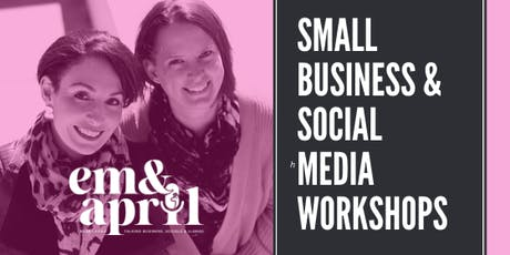 Geelong Small Business & Social Media Workshop tickets