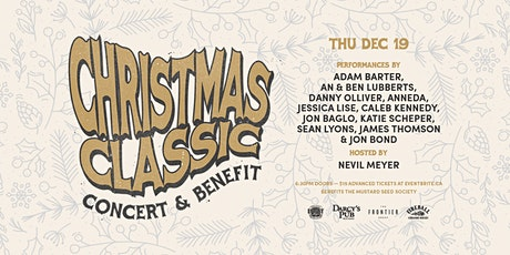 Christmas Classic Concert & Benefit tickets