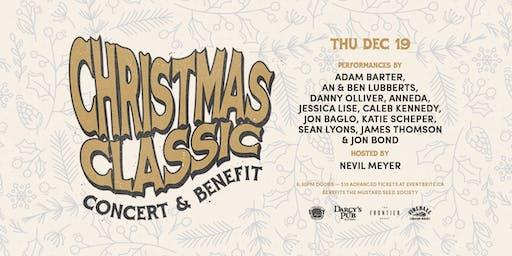 Christmas Classic Concert & Benefit