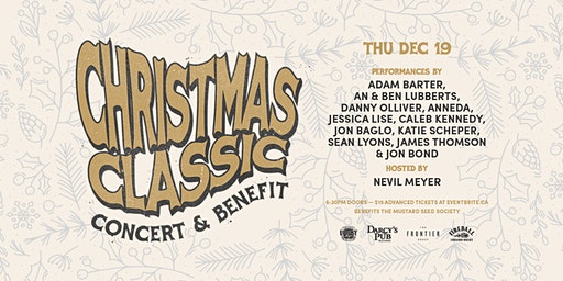 Christmas Classic Concert & Benefit