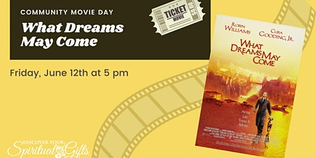 Community Movie Night: What Dreams May Come tickets