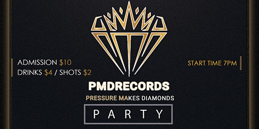 PMDRecords Launch Party