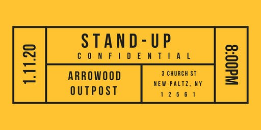 Stand-Up Confidential at Arrowood Outpost