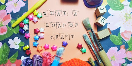What A Load Of Craft: Plushie Workshop tickets