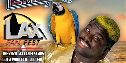 HOF KOKO B WARE LAX FAN FAIR MEET & GREET
