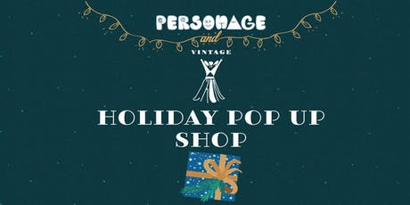 Holiday Pop Up Shop Up tickets
