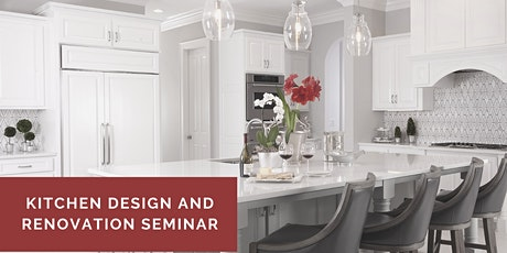 Kitchen Design & Renovation Seminar tickets