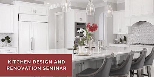 Kitchen Design & Renovation Seminar
