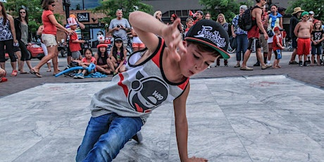 Boys Hip Hop Dance Class (10 weeks) - 8-9 years old tickets