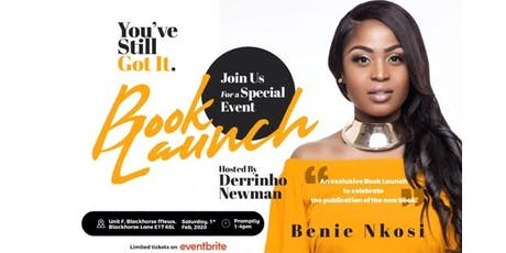 Benie's Book Launch Event  tickets