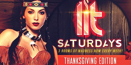 LIT 3RD SATURDAY | HIPHOP & REGGAETON EVENT @ ENSO NIGHTCLUB! 2+ROOMS & PATIO!
