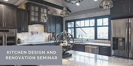 Kitchen Design & Renovation Seminar tickets