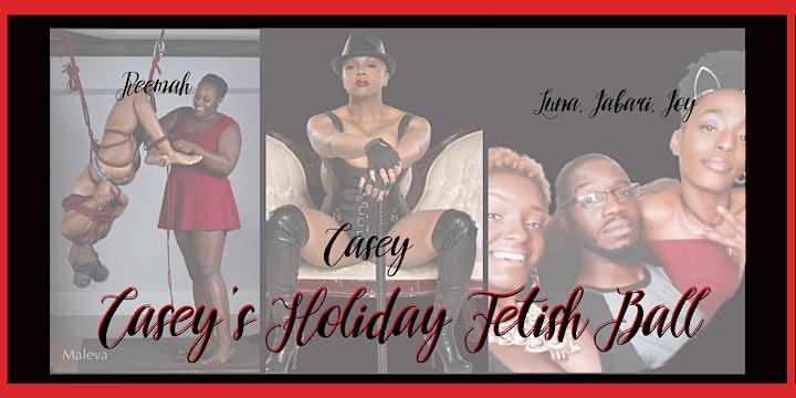 Casey's Holiday Fetish Ball image