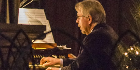 Lunchtime Organ Concert with Paul Cena tickets
