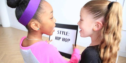 Girls Hip Hop Dance Class (10 weeks) - 5-7 years old