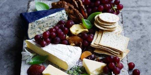 Waniora Carols on the Green Cheese Platter