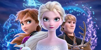 FROZEN PARTY...IN ENGLISH!