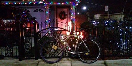 7th Annual Winter Night Lights Solstice Ride