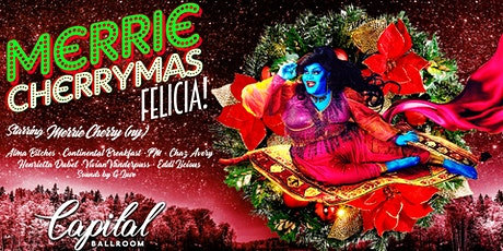 "MERRIE CHERRYMaS, Felicia!  ""A Brooklyn Full Time Drag Queen"" tickets"
