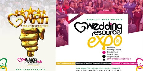 Africa Wedding Resource Expo 2020 tickets