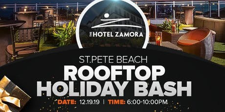 ST.PETE BEACH ROOFTOP HOLIDAY NETWORKING BASH tickets