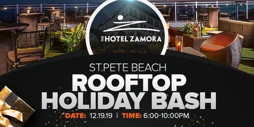 ST.PETE BEACH ROOFTOP HOLIDAY NETWORKING BASH