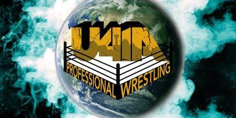 "U4IA Professional Wrestling Presents ""Starting Point"" tickets"