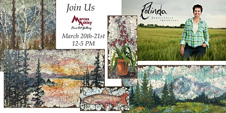 Rolinda Stotts Winter Show March 20th & 21st 12-5 PM tickets