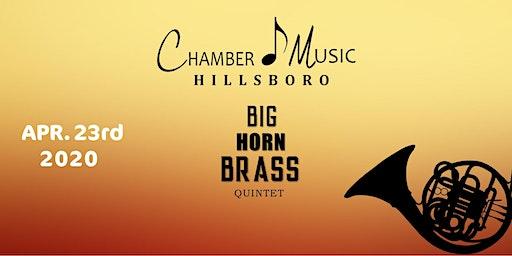 Portland's own Big Horn Brass Quintet !