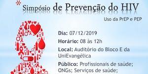 Simpósio de Prevenção do HIV