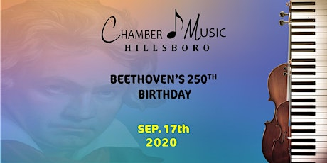 Beethoven 250th Birthday special ! tickets