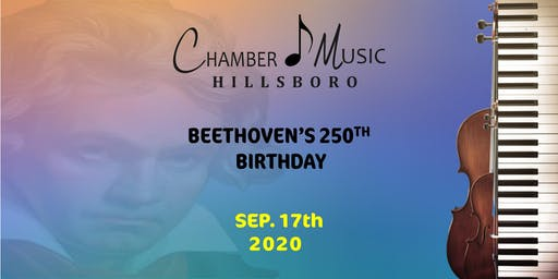 Beethoven 250th Birthday special !