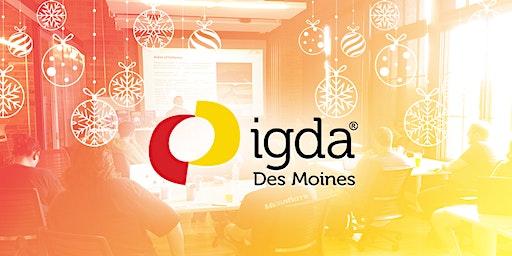 IGDA Des Moines December Social