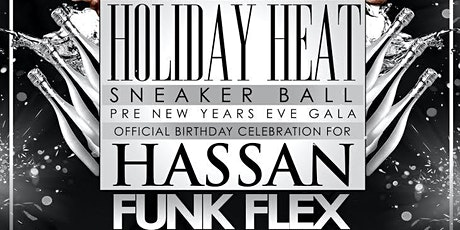 SNEAKER BALL PRE NEW YEARS EVE GALA tickets