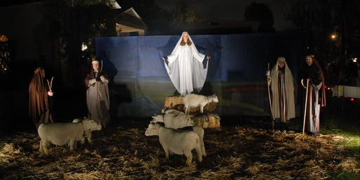 Portraits of the Prince of Peace Pageant, Live Nativity