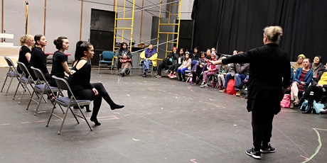 Experience Dance Program:  Bellevue Arts Museum tickets