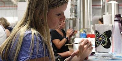 Beer Mug Painting at LlamaNama Beer Labs