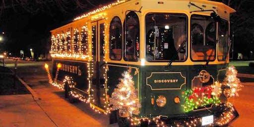 Sensory Friendly Trolley Ride Honolulu City Lights