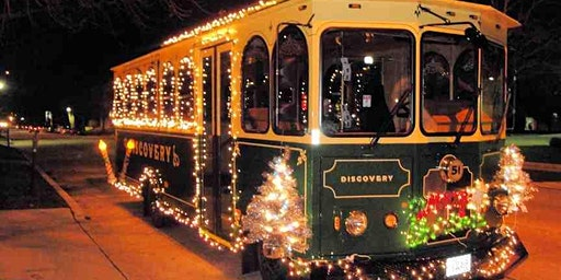 Sensory Friendly Trolley Ride Honolulu City Lights