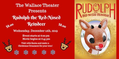 Rudolph the Red Nose Reindeer tickets