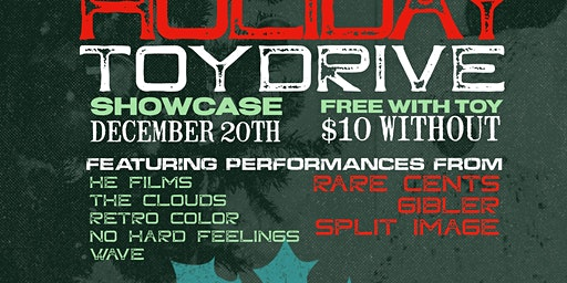 The Holiday Toy Drive Showcase