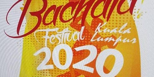 World Bahcata Festival Malaysia 2020