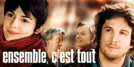 Ensemble, c'est tout (2007) by Claude Berri, with Audrey Tautou tickets