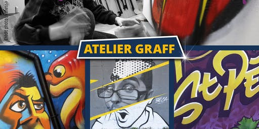 Atelier graff Calligraff avril 2020
