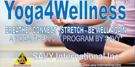 Yoga4Wellness tickets