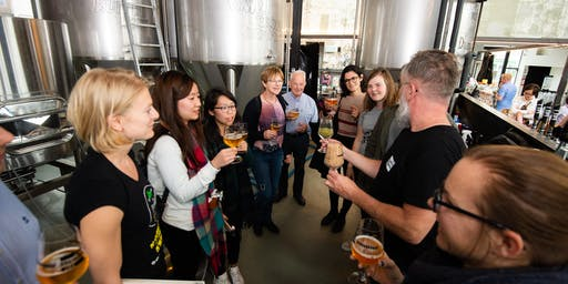 Craft Brewery Tour Brussels
