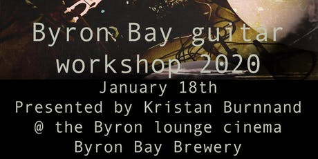 Byron bay Guitar workshop 2020 tickets