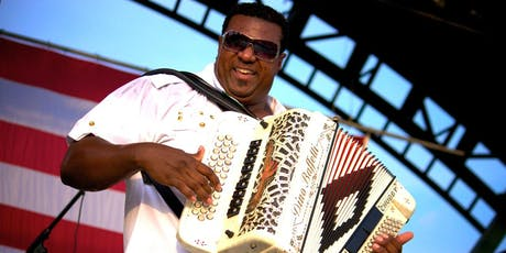 Chubby Carrier & The Bayou Swamp Band Mardi Gras Party tickets